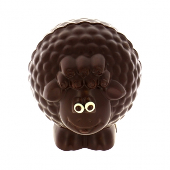 Sheep dark chocolate