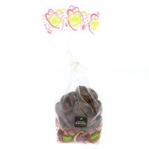 Chocolate eggs filled with Praline  250g