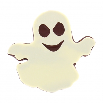 Ghost filled with praline